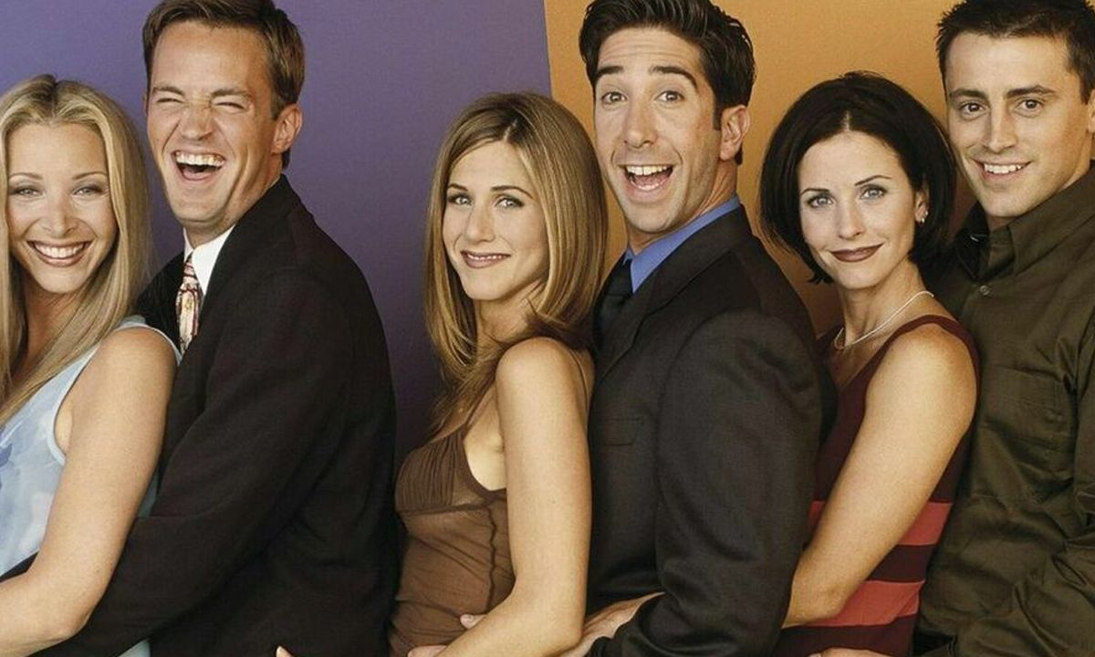 Friends Capítulo Especial HBO Max