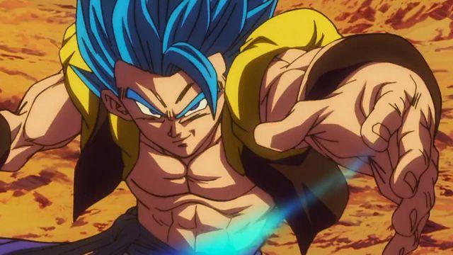 Goku Trilpe Fusion Gogeta