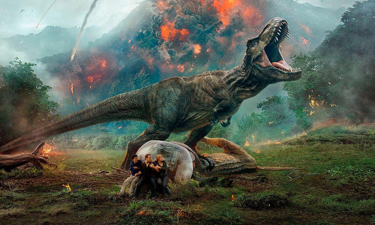 Jurassic World 3 Dominion Colin Trevorrow