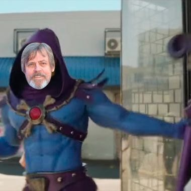 Mark Hamill Skeletor