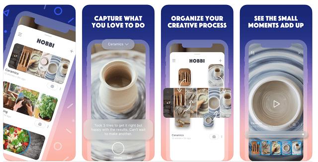 Nueva App Facebook Hobbi