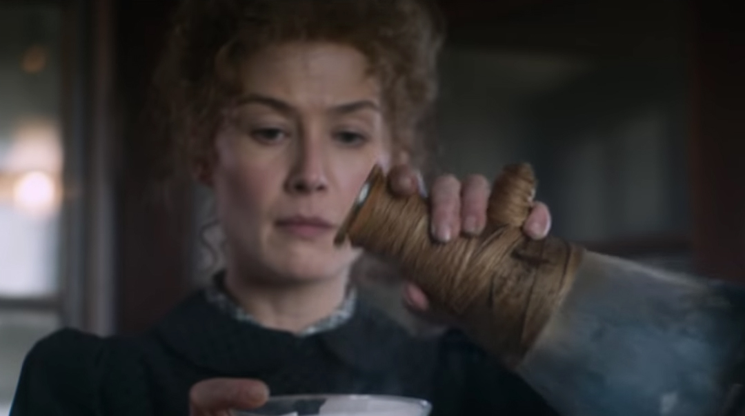 Radioactive Marie Curie Amazon