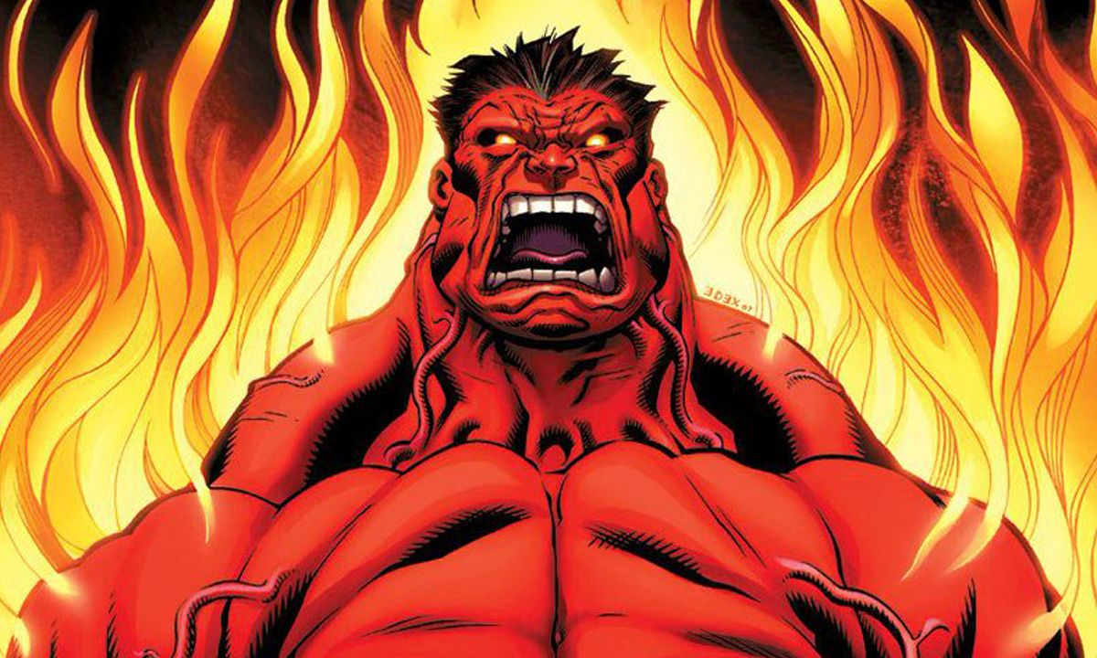 She Hulk Red Hulk Disney+