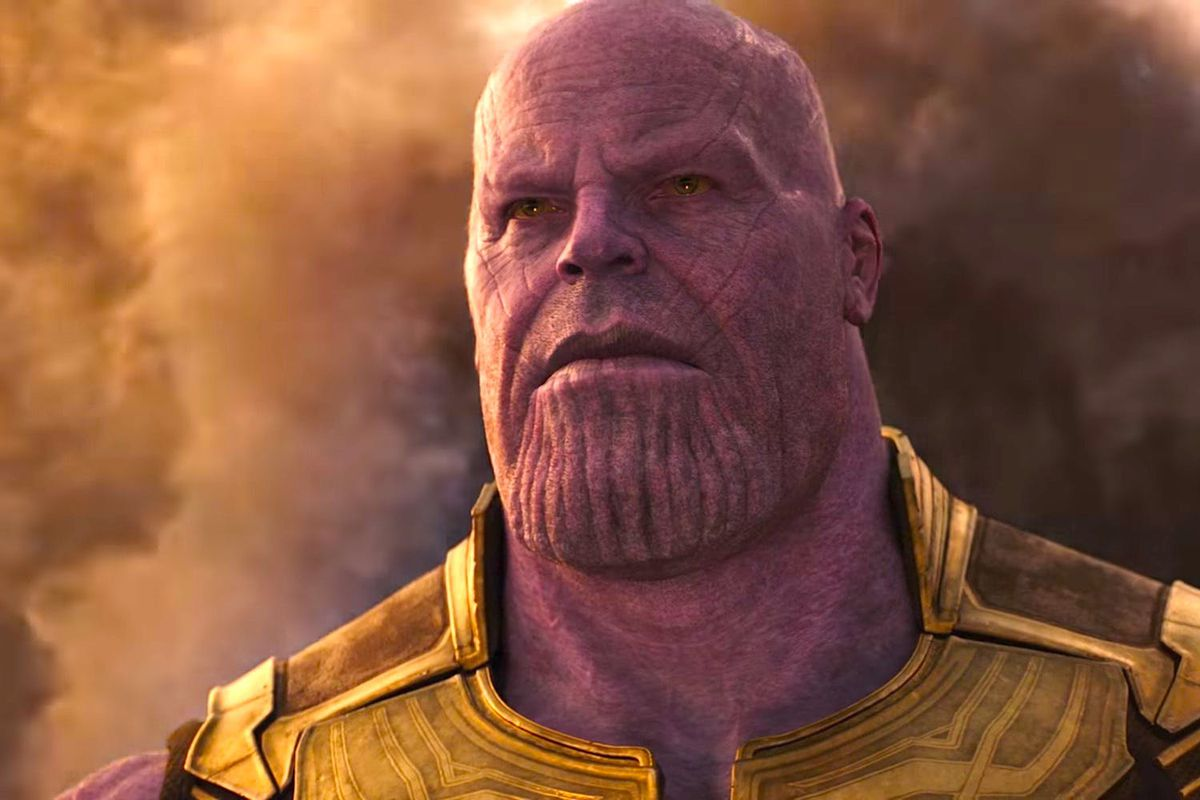 Thanos MCU The Eternals