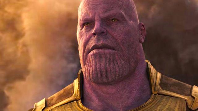 Thanos MCU The Eternals