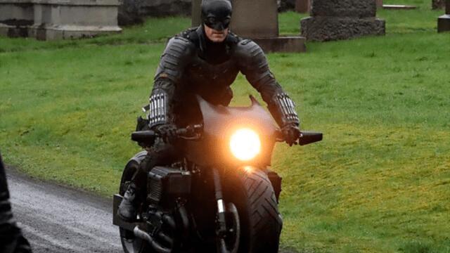The Batman video
