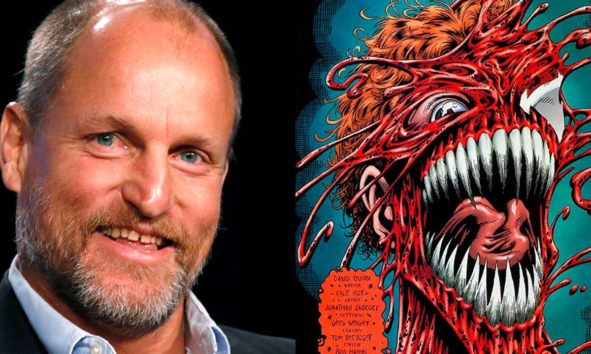Venom 2 Woody Harrelson Carnage