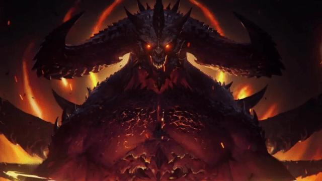 Imagen del juego Diablo