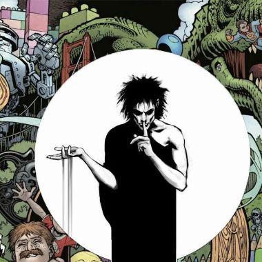 Imagen de Locke and Key con Sandman