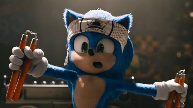 14/02/2020 Sonic the Hedgehog la película reseña