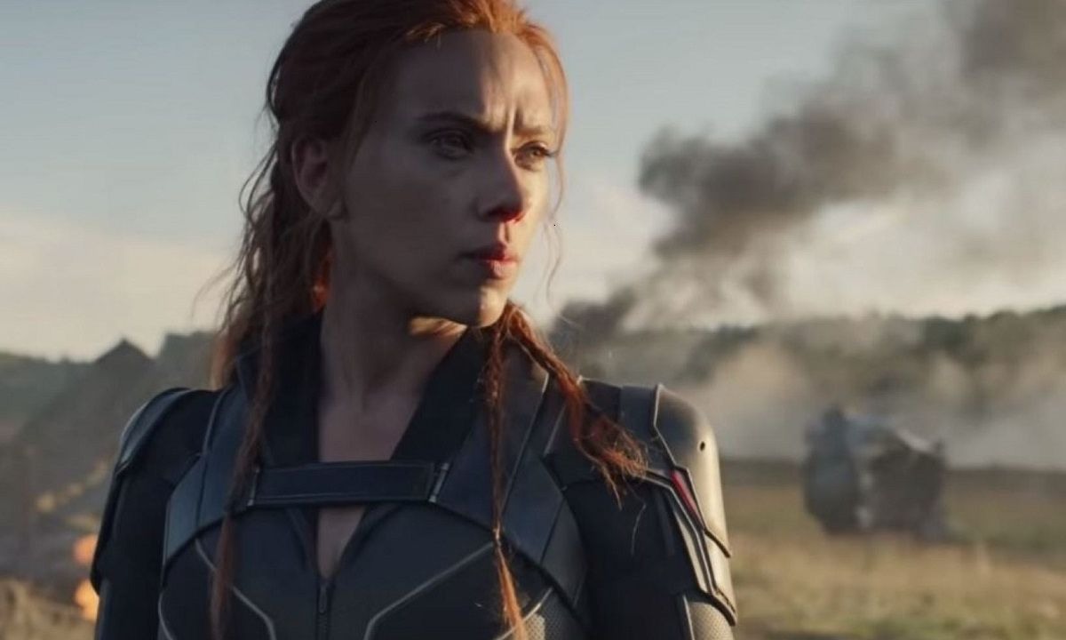 Black Widow Estreno Coronavirus