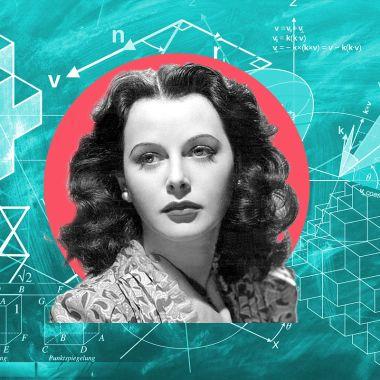 Hedy Lammar Inventora WiFi