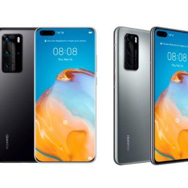 Huawei P40 y P40 Pro G5