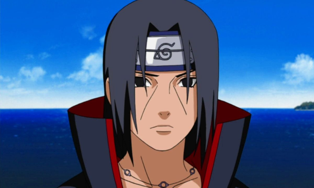 Itachi Uchiha Naruto