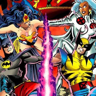 Marvel vs DC Crossovers
