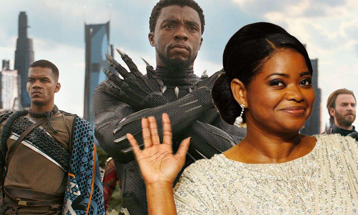 Octavia Spencer Wakanda Black Panther