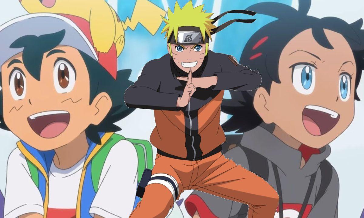 Pokémon Naruto Homenaje