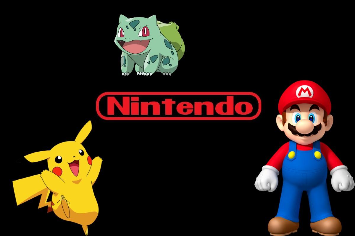 Pokemon Mario Nintendo