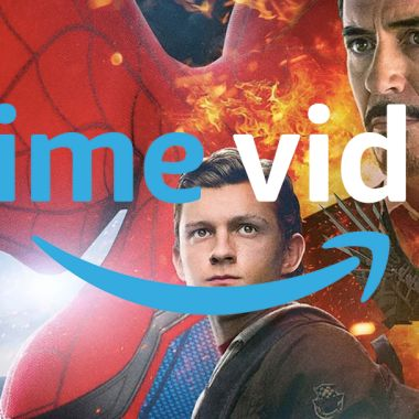 Spider-man homecoming con Amazon Prime Video