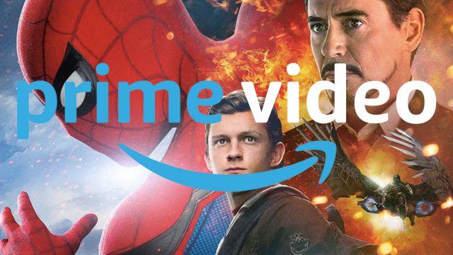 Spider-man homecoming con Amazon Prime Video