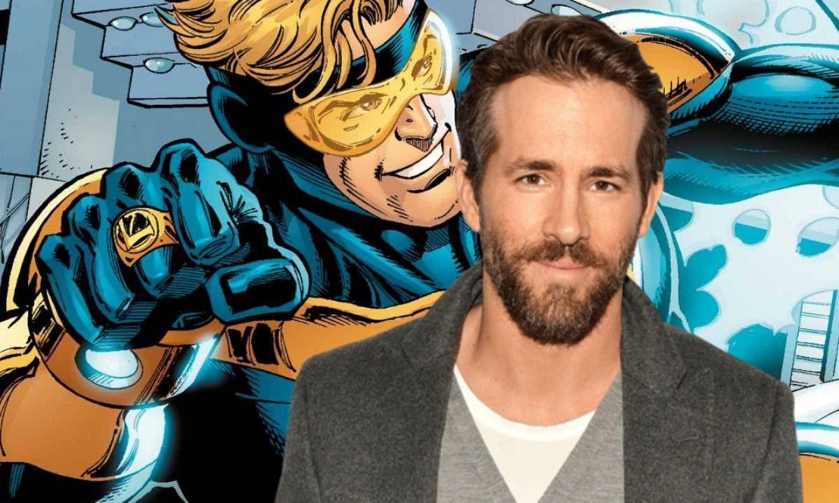 Ryan Reynolds podría ser Booster Gold-posdata digital press