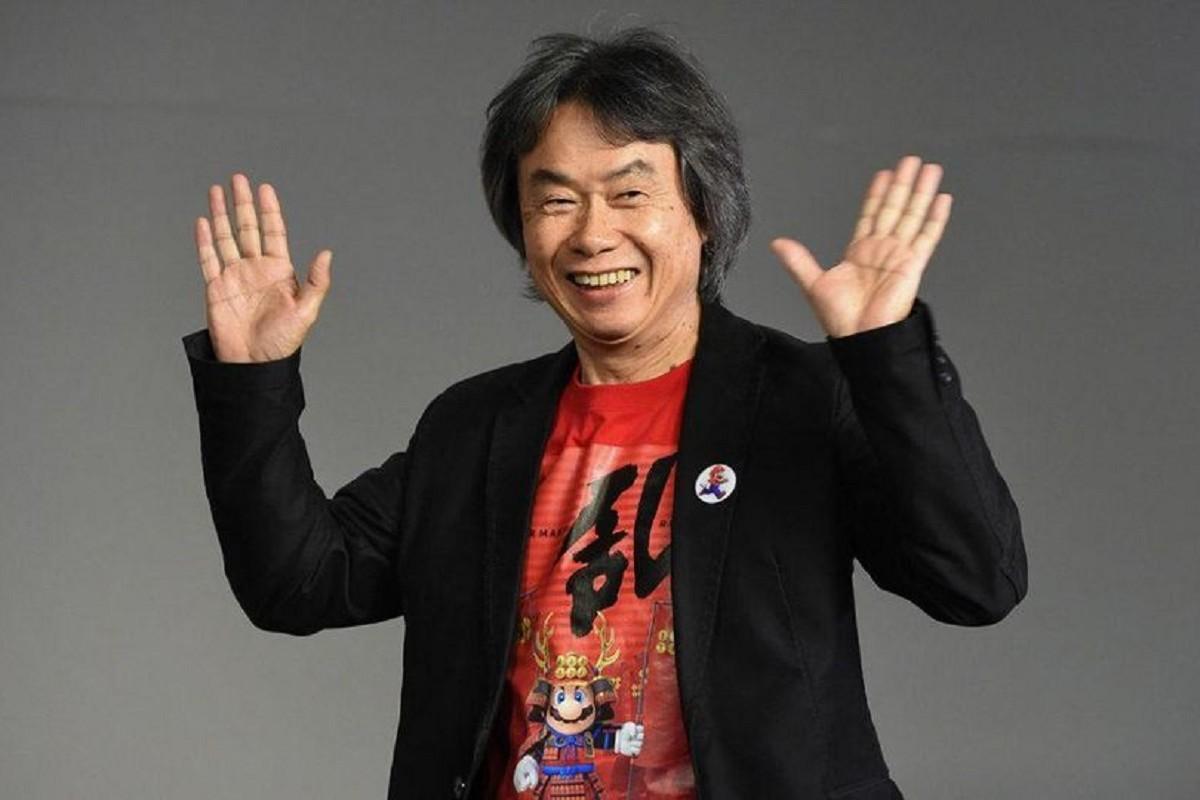 Shigeru Miyamoto Nuevos Proyectos