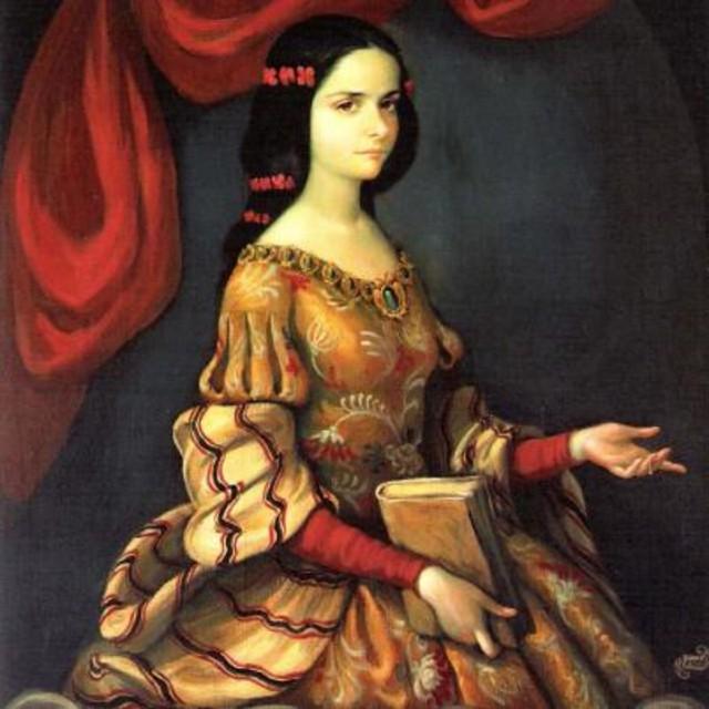 Sor Juana Mujeres Filosofía