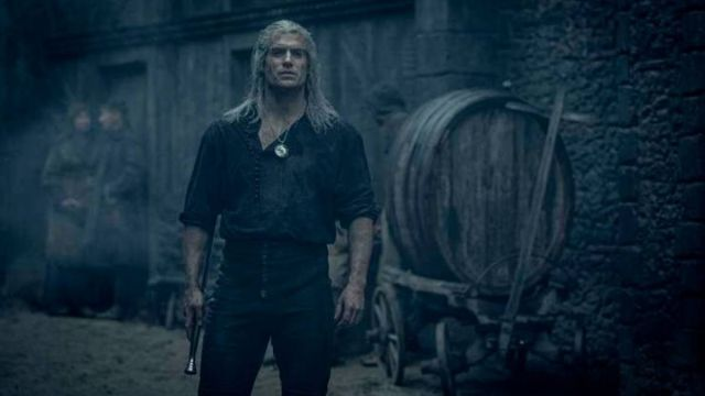 The Witcher Coronavirus