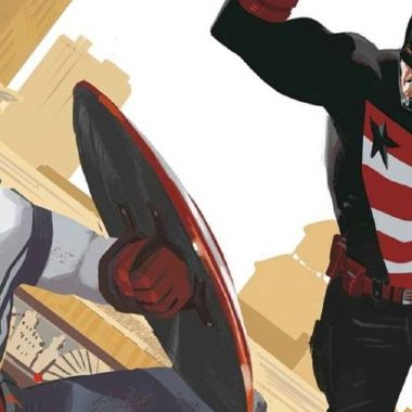 US Agent Falcon and the Winter Soldier