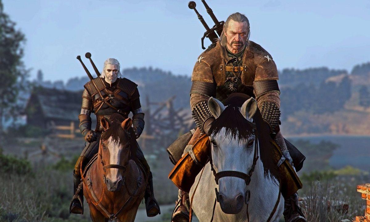 Vesemir The Witcher Segunda Temporada