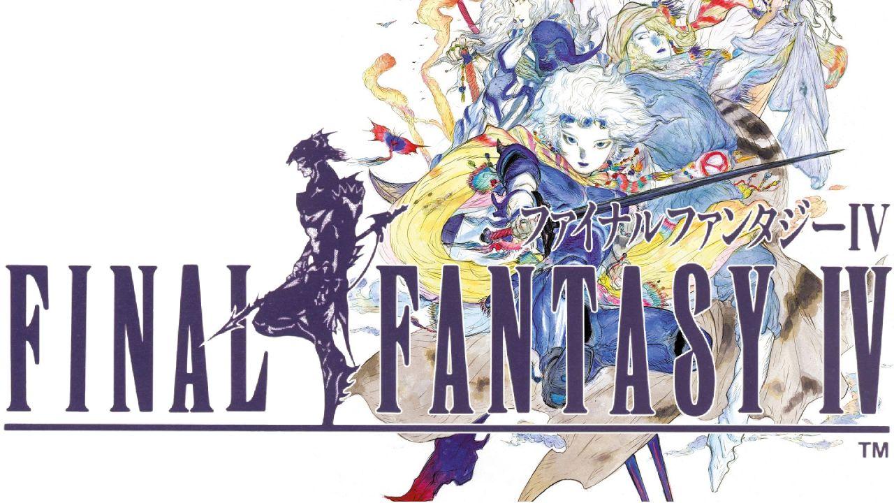 Imagen promocional de Final Fantasy IV