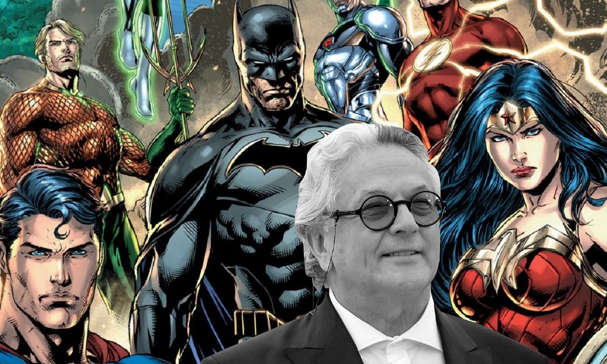 Justice League Mortal George Miller