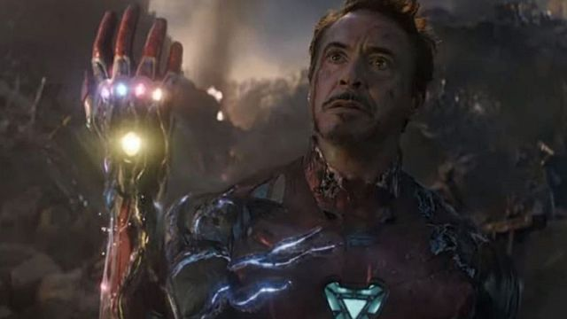 Avengers Endgame Easter Egg Iron Man