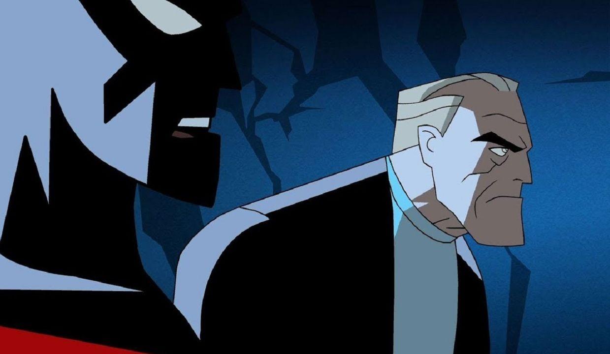 Batman Beyond Clint Eastwood