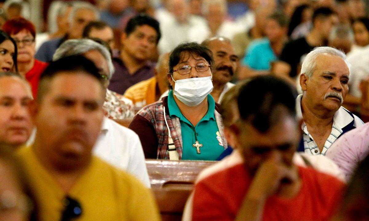 Coronavirus Fase 3 México