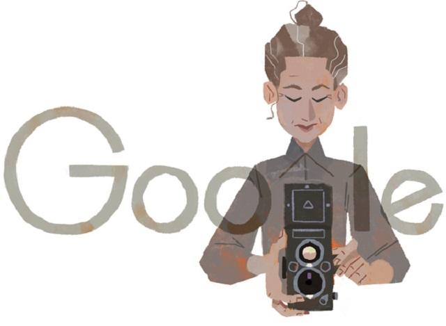 Doodle Lola Álvarez Bravo Google