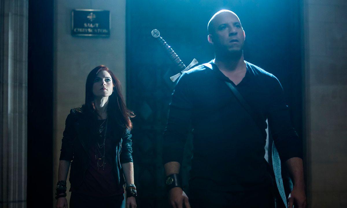 El Último Cazador de Brujas Vin Diesel