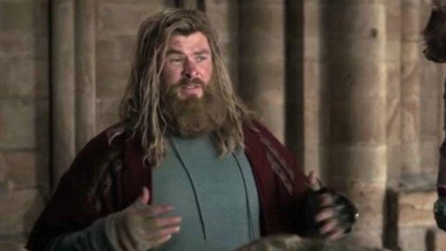 Thor Gordo PETA Taika Waititi Vegano