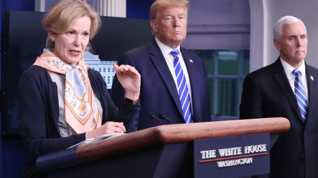 Trump Luz detergente