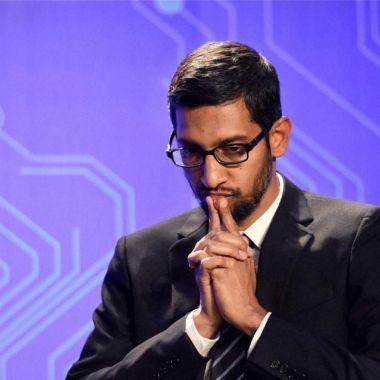 Sundar Pichai Google CEO COVID-19