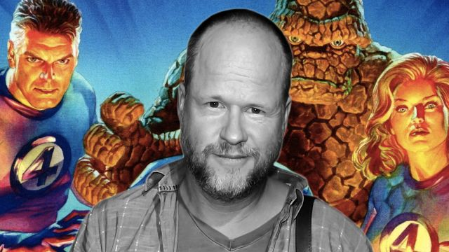 Joss Whedon con los Fantastic Four