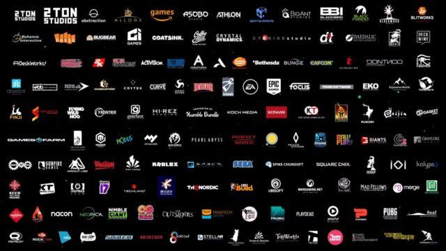 Compañías Xbox Series X