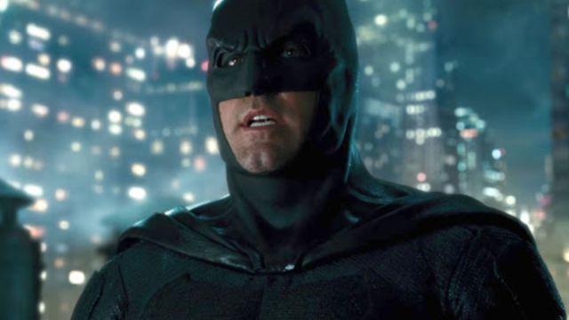 Ben Affleck Batman Justice League Snyder Cut