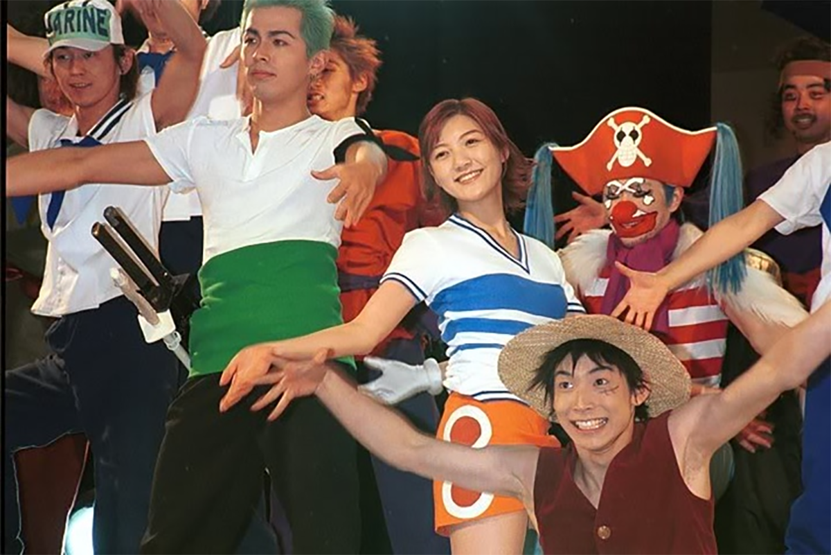 El creador de One Piece se casó con una cosplayer de Nami | Código Espagueti