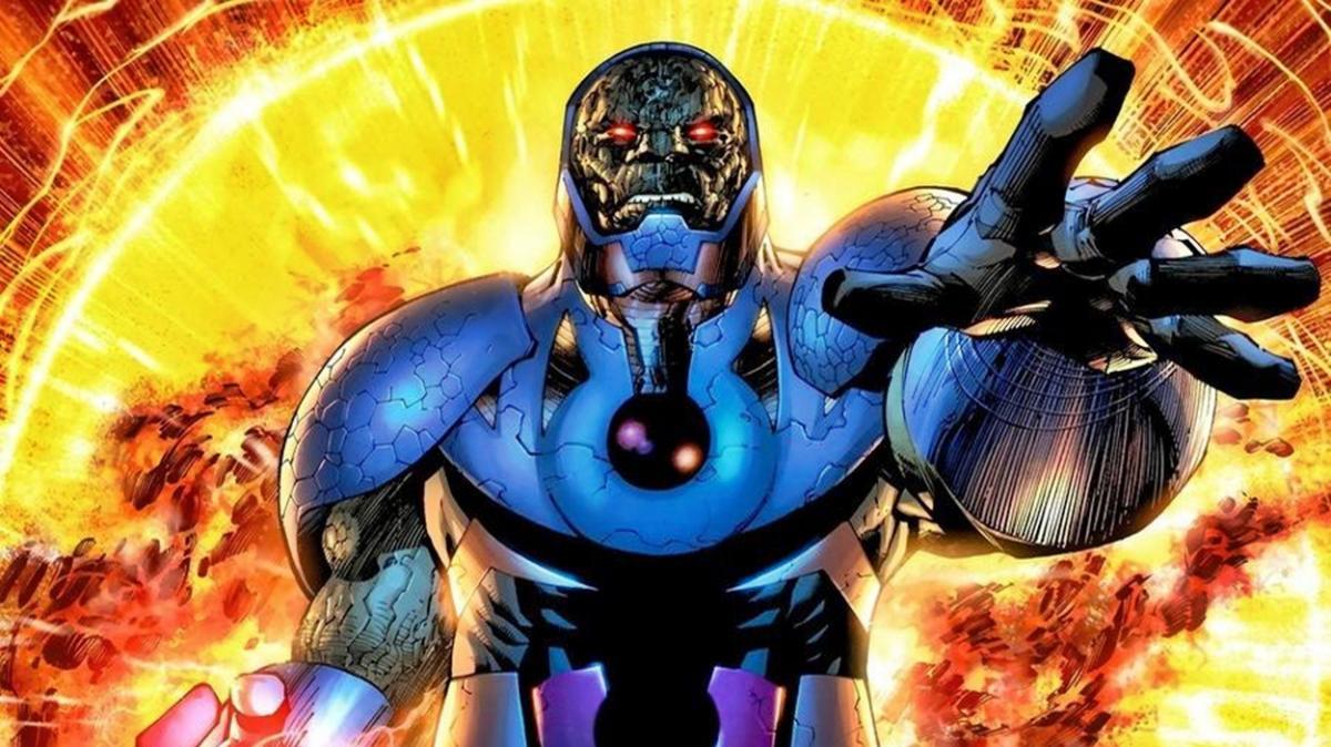 Darkseid Snyder Cut Justice League