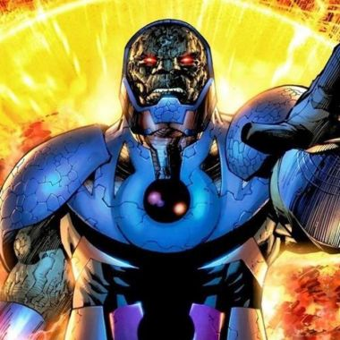 Darkseid Snyder Cut Justice League