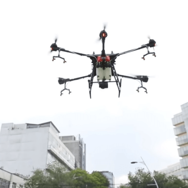 Drone polanco