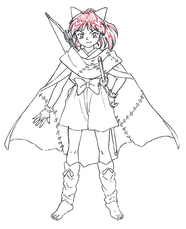 Inuyasha Princess Half Demon