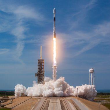 Falcon 9 Lanzamiento NASA Estados Unidos