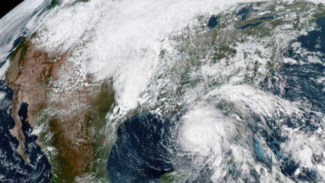huracanes en México